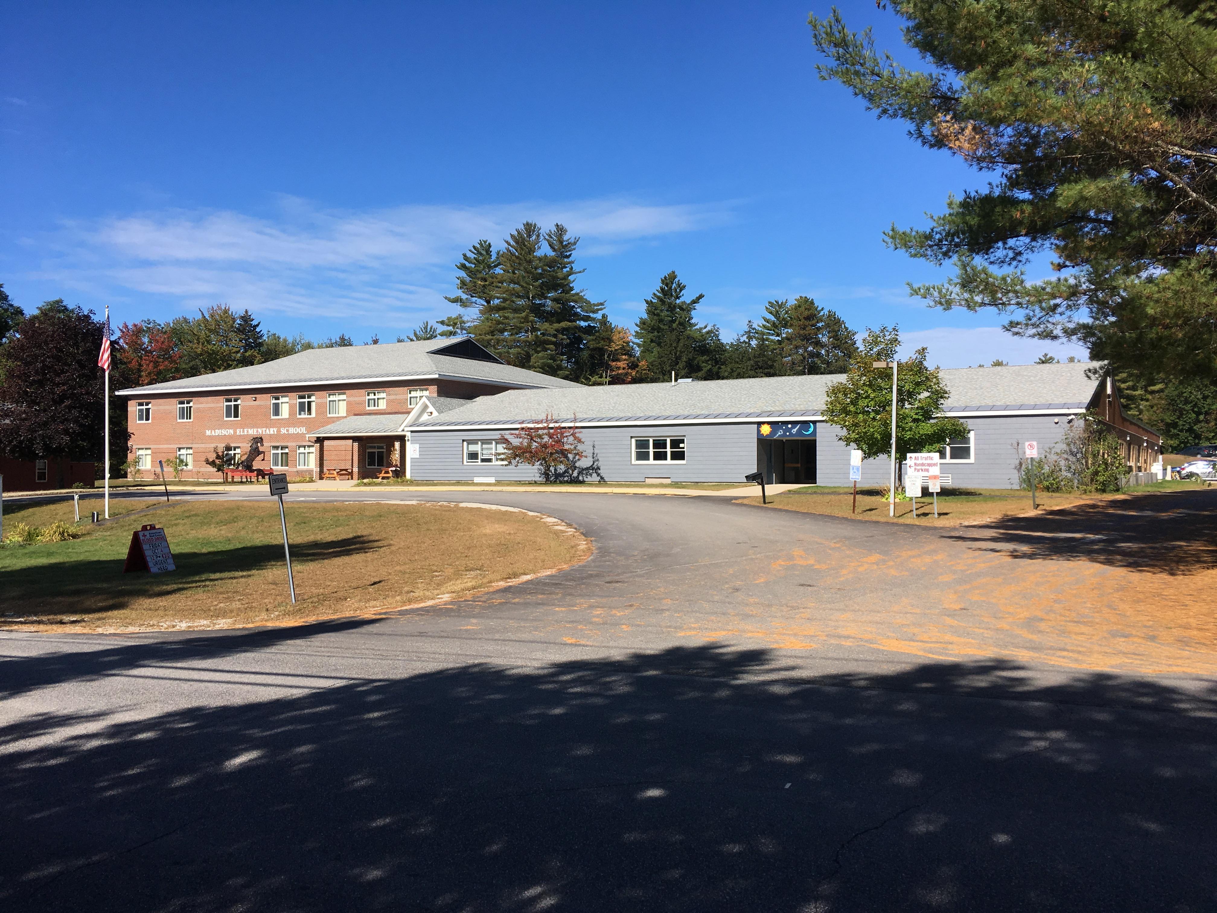 Madison Elementary School September 2019