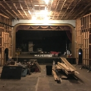 Before Photo of Theater and Stage