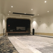 Theater & Stage after renovation